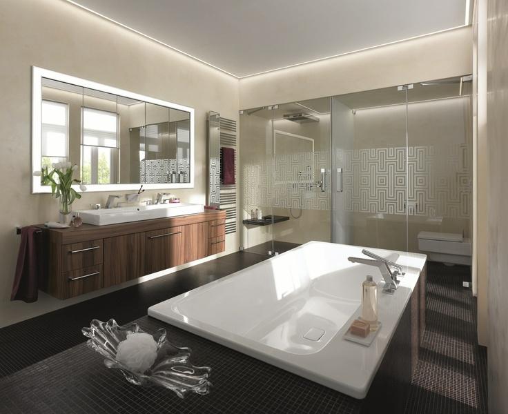59 best Badezimmer images on Pinterest Decoration, Fit and Good - badezimmer l form