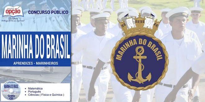 Promoção -  Apostila Para Aprendiz de Marinheiro PDF e Impressa  #apostilas