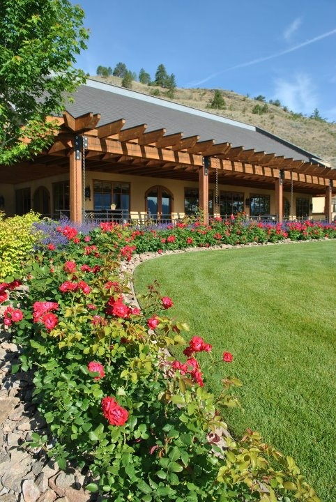 Hester Creek Estate Winery, Oliver, BC