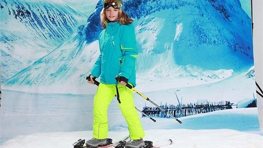 Детский Горнолыжный костюм для девочек и мальчиков из Китая!  Температурный режим до - 30 градусов! Товары с AliExpress. Особенности: Ветрозащитный, Водонепроницаемый, Теплозащитный до - 30 по цельсию.  Children's ski suit for girls and boys from China! Temperature range up to - 30 degrees! Tovarys AliExpress. Features: windproof, waterproof, heat-shielding to - 30 Celsius. ------------------------------- Ссылка на товар: http://ali.pub/ukbah ----------------------------- Получи…