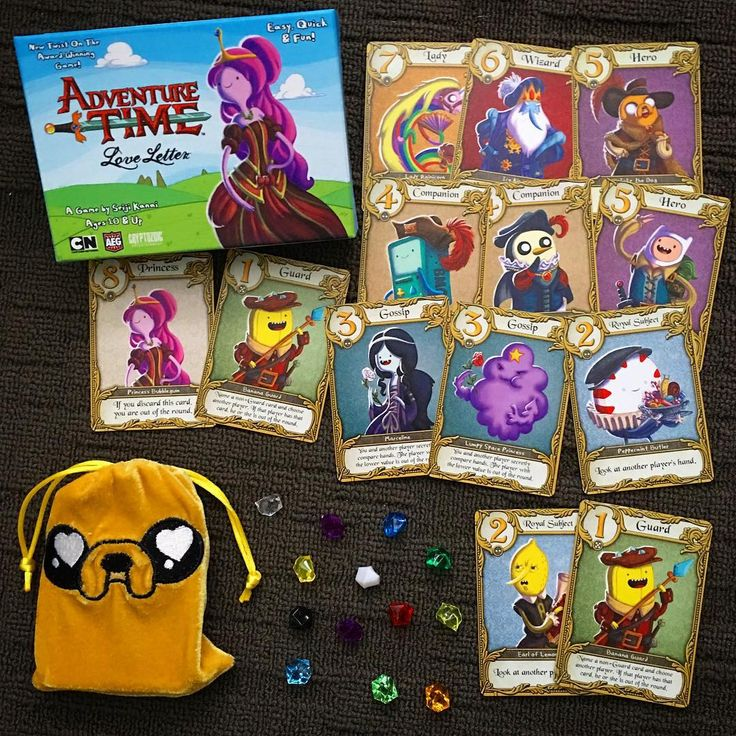 #AdventureTime #LoveLetter is beautiful, whether you're an AT fan or not, it's so vibrant. So glad we have this in the collection. #adventuretimeloveletter #finnandjake #princessbubblegum #lumpyspaceprincess #bmo #bananaman #marceline #ohmyglob #cardgame #cardgames #tabletop #tabletopgame #tabletopgamer #tabletopgames #tabletopgamers #boardgame #boardgamer #bgg #boardgamegeek #JuegosDeMesa #brettspiel #Brettspiele #iceking
