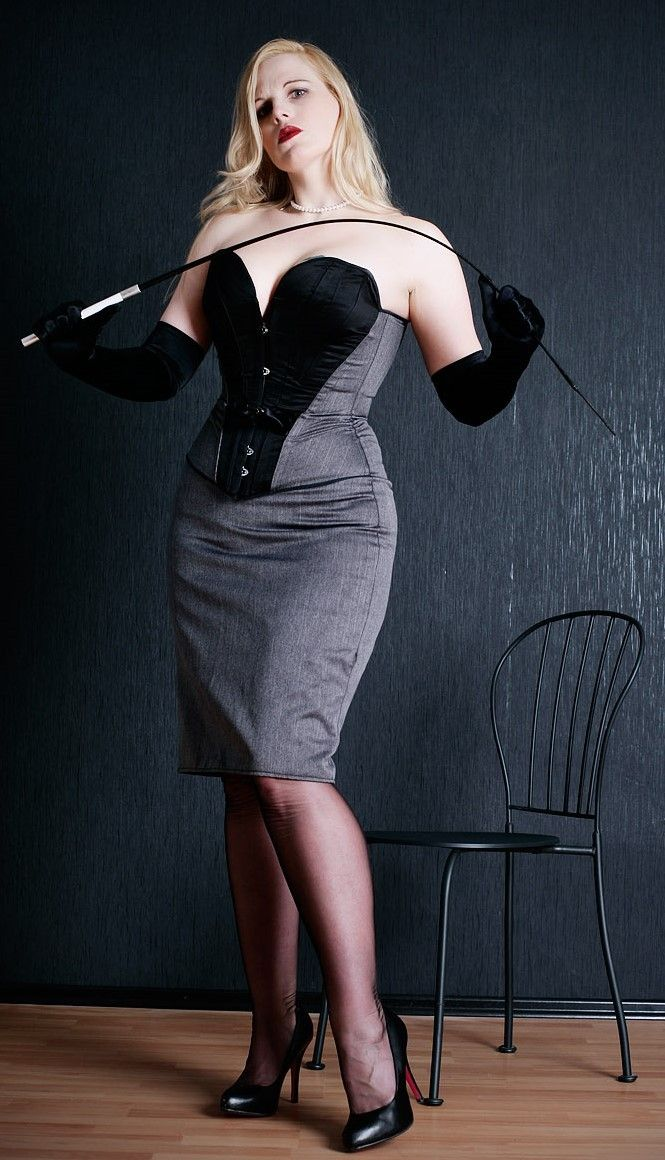 Strict Women | Well dressed mistress | Pinterest | She s ...