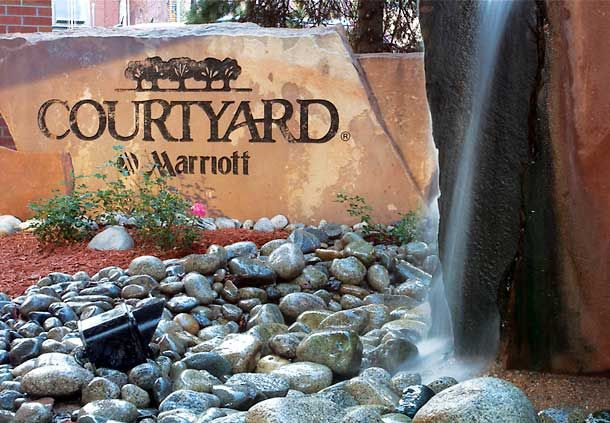 Courtyard Denver Downtown   CO 80202