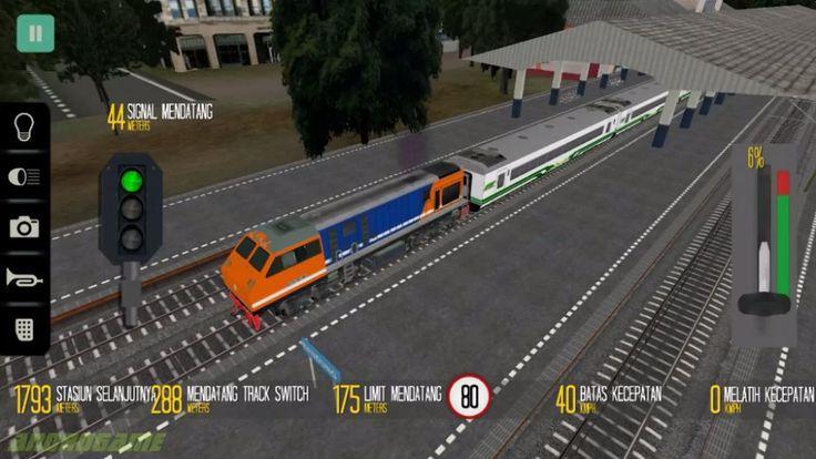 Simulator Kereta Indonesia (Bandung - Gambir) - Indonesian Train Simulator