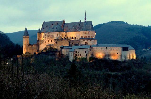 Travel & Lifestyle Diaries: Vianden Castle