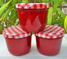 Klassische Erdbeer Marmelade Rezept
