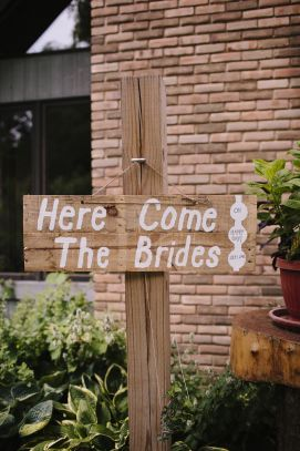 #wooden wedding signs ... Wedding ideas for brides & bridesmaids, grooms & groomsmen, parents & planners ... https://itunes.apple.com/us/app/the-gold-wedding-planner/id498112599?ls=1=8 … plus how to organise an entire wedding, without overspending ♥ The Gold Wedding Planner iPhone App ♥