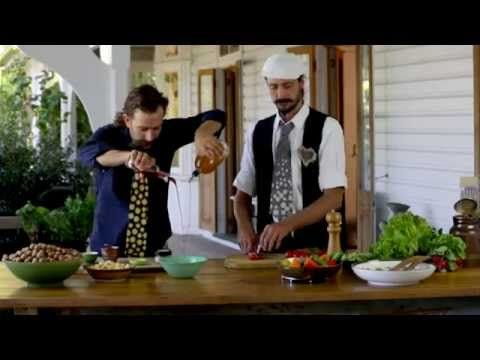 How to make.... macadamia salad dressing