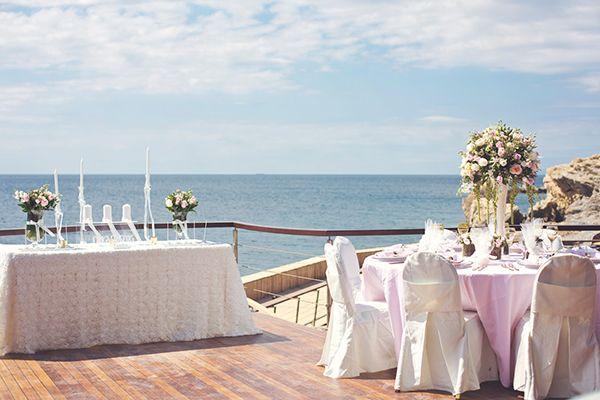 Blush pink wedding by www.StyleConcept.gr  ροζ-στολισμος-δεξιωσης-γαμου