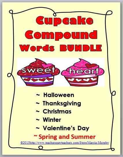 Compound Word Valentine S Craft