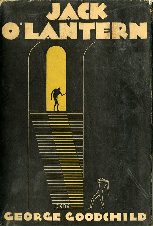 """Steven Heller: Before Saul Bass, designer/illustrators, including Arthur Hawkins Jr. and Gene (Eugene Thurston), were doing """"Saul Bass"""" for a book company known as The Mystery League. It is a mystery to me that so little is known about Mr. Thurston. Any hints as to his lineage are gratefully accepted in the comments section."""