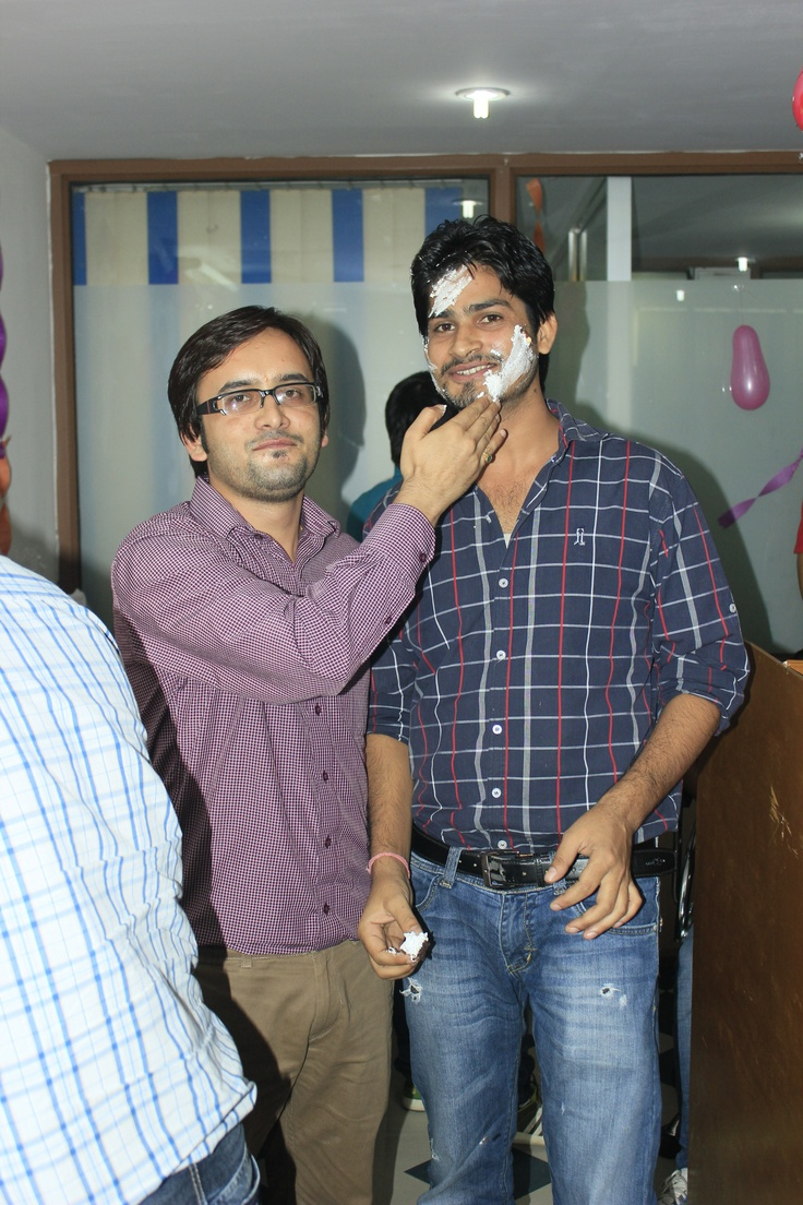 Birthday Party at SEO SOLUTION