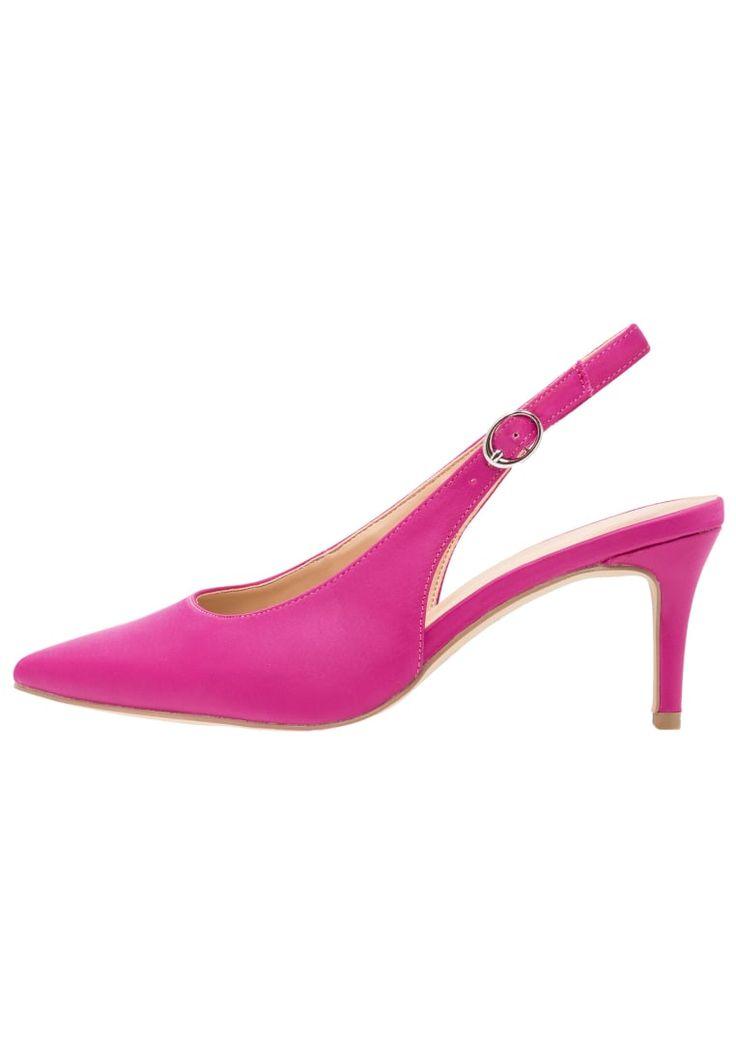 ¡Consigue este tipo de zapato de tacón de New Look ahora! Haz clic para ver los detalles. Envíos gratis a toda España. New Look RUTH 5 Tacones bright pink: New Look RUTH 5 Tacones bright pink Zapatos   | Material exterior: tela, Material interior: piel de imitación, Suela: fibra sintética, Plantilla: cuero de imitación | Zapatos ¡Haz tu pedido   y disfruta de gastos de enví-o gratuitos! (zapato de tacón, tacones, tacon, tacon alto, tacón alto, heel, heels, schuhe mit absatz, zapato...