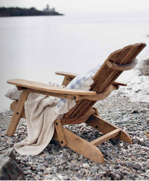 adirondack {great stain color}