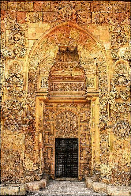 Gran Mezquita de Divriği, Sivas, Turquía