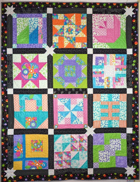 Layer Cake Quilt Along : 10 Best images about Quilts using layer cakes on Pinterest ...