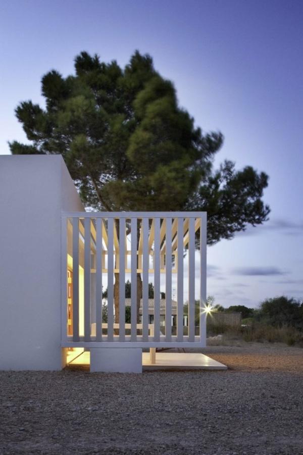 Delightful Modern Beach House in Formentera, Spain