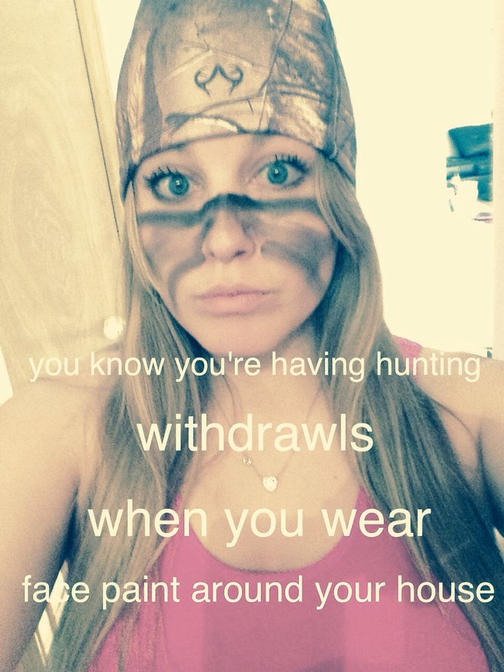 Haha! The struggle is REAL!  #hunt#huntlikeagirl#lisa#armedamericanwomen#girlswithguns