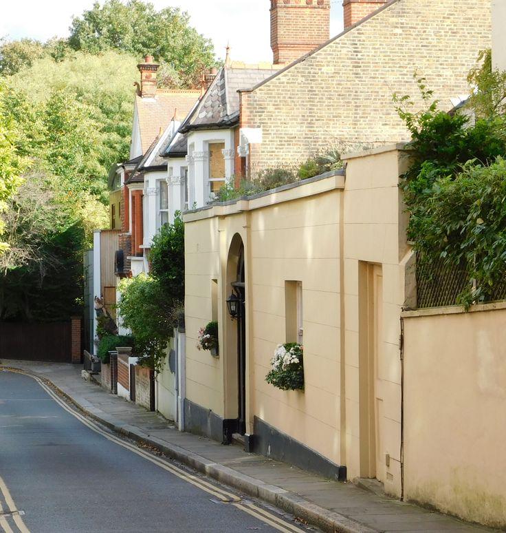 Pilgrim's Lane, NW3