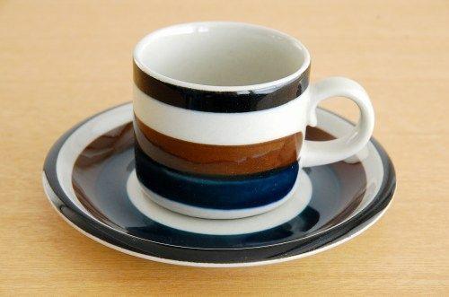 ARABIA/アラビア/Kaira/コーヒーカップ&ソーサー - 北欧雑貨と北欧食器の通販サイト| 北欧、暮らしの道具店