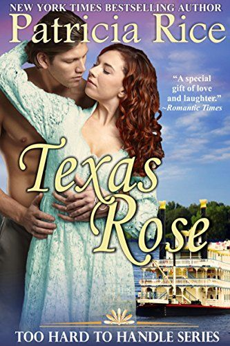 Texas Rose (Too Hard To Handle):   Evangeline (Evie) Howell grew up in a genteel St Louis home, an abandoned love-child with no one to love her. Then a letter from Texas tells her where to find her true identity.br /br /In desperate need of someone to escort her safely to Texas, the only man Evie can convince is Tyler Monteigne, a hell-raising, womanizing gambler scarcely suited to escort a lady. But he can shoot as well as any gunslinger, and is even better at conning his way out of t...