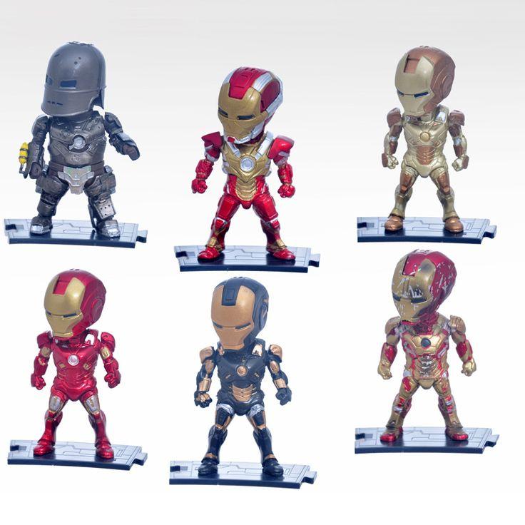 6 styles MINI Iron Man Action Figure     FREE Shipping Worldwide     Get it here ---> https://www.1topick.com/6-styles-mini-iron-man-action-figure/    Click the link on my profile for more items!    #Superhero #Marvel #Avengers #Superherostuff #Batman #CaptainAmerica #MarvelAvengers #DC