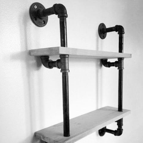 Save yourself #palletfurniture #homedecor #DIY #pipefurniture #handmade…