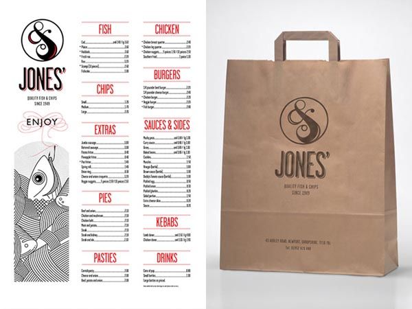 Jones' Quality Fish & Chips by Andreas Neophytou