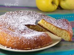 torta di mele, senza forno ottimo e veloce dolce di mele, cotto in padella è anche anti crisi visto che non consumiamo corrente