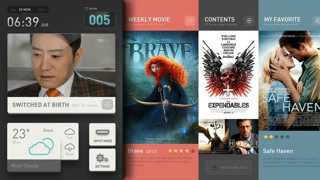 [iUXD]VIA UI Smart TV on Vimeo