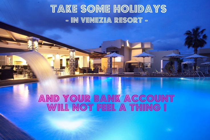 #value for #money #vacations in #Greece  #Venezia #Resort welcomes you to the wonderful island of #Rhodes (Rodos) #Island, #Greece