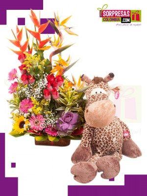 PARA MIS 15 Sorprende con estas hermosas y especiales FLORES que enamorara una vez mas a esa persona especial. Visita nuestra tienda online www.sorpresascolombia,com o comunícate con nosotros 3003204727 - 3004198