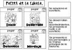 Fabuloso material educativo para trabajar la lección de la fábula la cigarra y la hormiga para segundo grado de primaria | Material Educativo