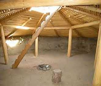 How To Build A Native American Pit House