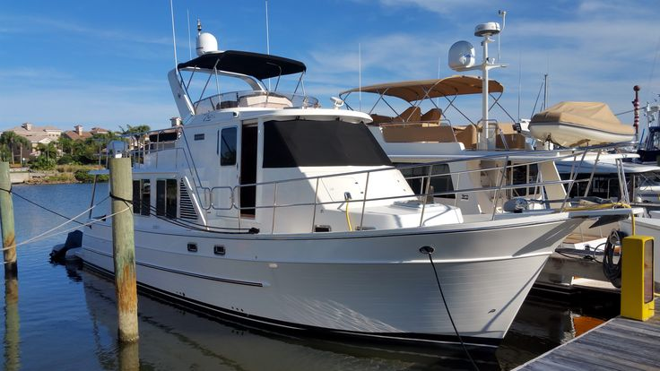 North Pacific 43 trawler for sale
