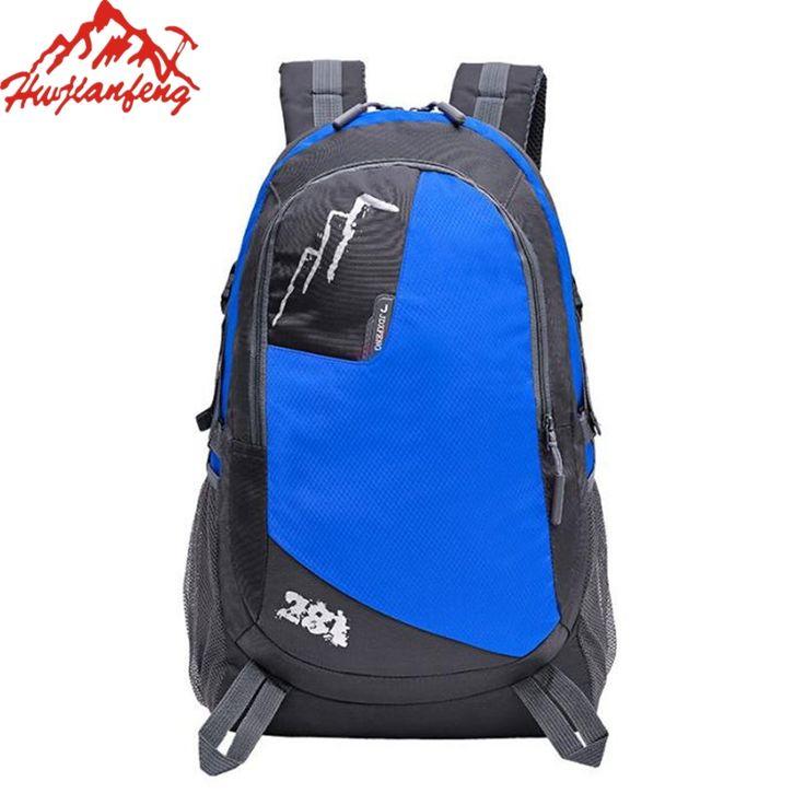 backpack women Waterproof bags mochila backpack men bolsa mochila Outdoor Mountaineering Travel Camping Hiking bagpack Mar31