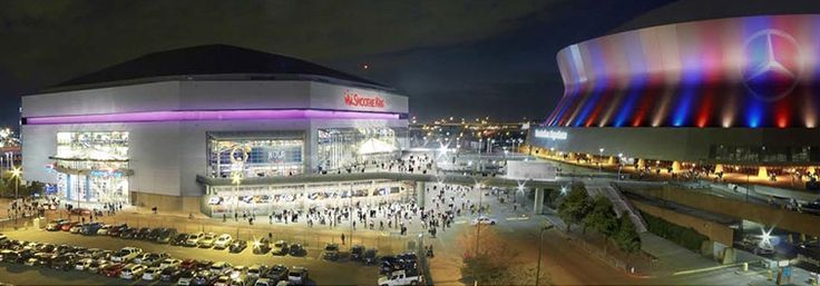 Smoothie King Center - New Orleans, LA