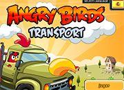 juegos angry birds transport