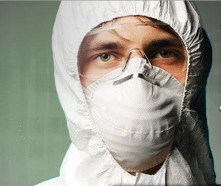 Sprzątanie dezynfekcja po zgonie