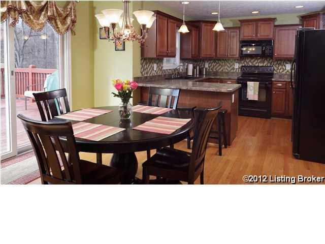 3312 rolling oak blvd louisville ky 40214 lovely hardwood for Hardwood flooring 40245