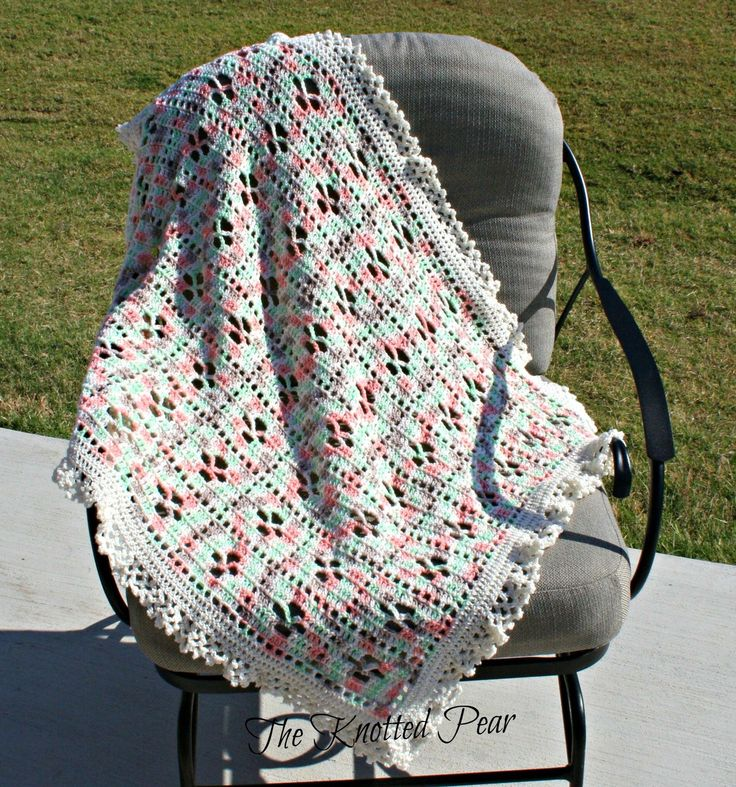 1000+ images about crochet midwife blanket on Pinterest Crochet borders, Cr...