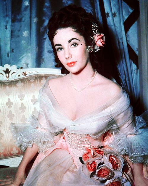 vintagegal:    Elizabeth Taylor in the film Beau Brummel (1954)