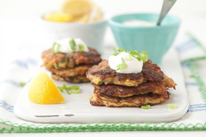 Squash Fritters (Grain-Free, Paleo) | Recipe | Squash fritters ...