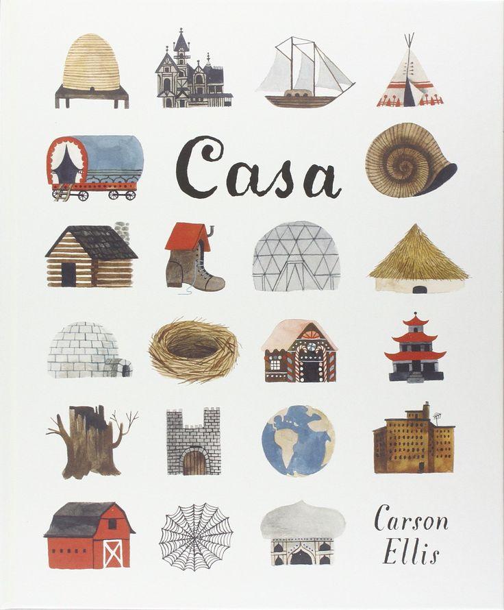 """""""Casa"""" Carson Ellis (Emme)"""