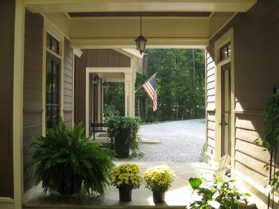 27 best dog trot images on pinterest for House plans with breezeway to guest house