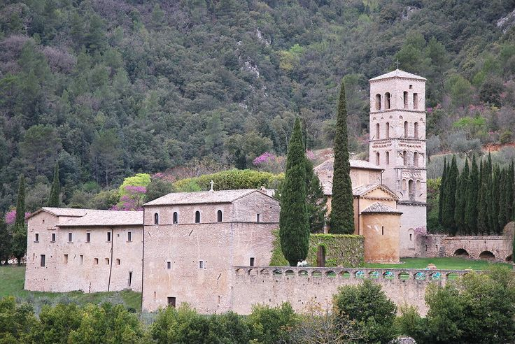 Abbazia San Pietro in Valle Ferentillo Valnerina, finanziamento ministero