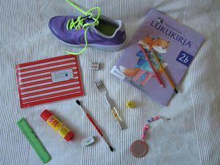 Open ideat: Eskareiden kouluun tutustumispäivä, ideoita.