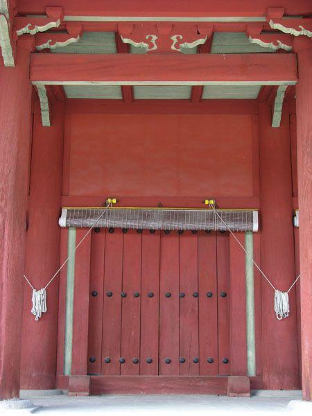 Seoul, South Korea - Jongmyo Shrine