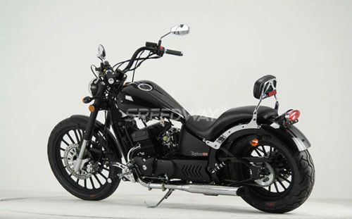 AJS-Daytona-125cc-motorcycle-motorbike-Cruiser