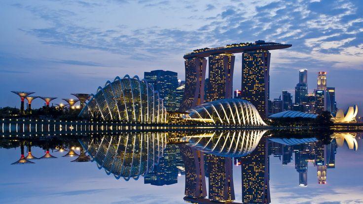 NewPix.ru - Медовый месяц. 10 популярных мест Сингапур